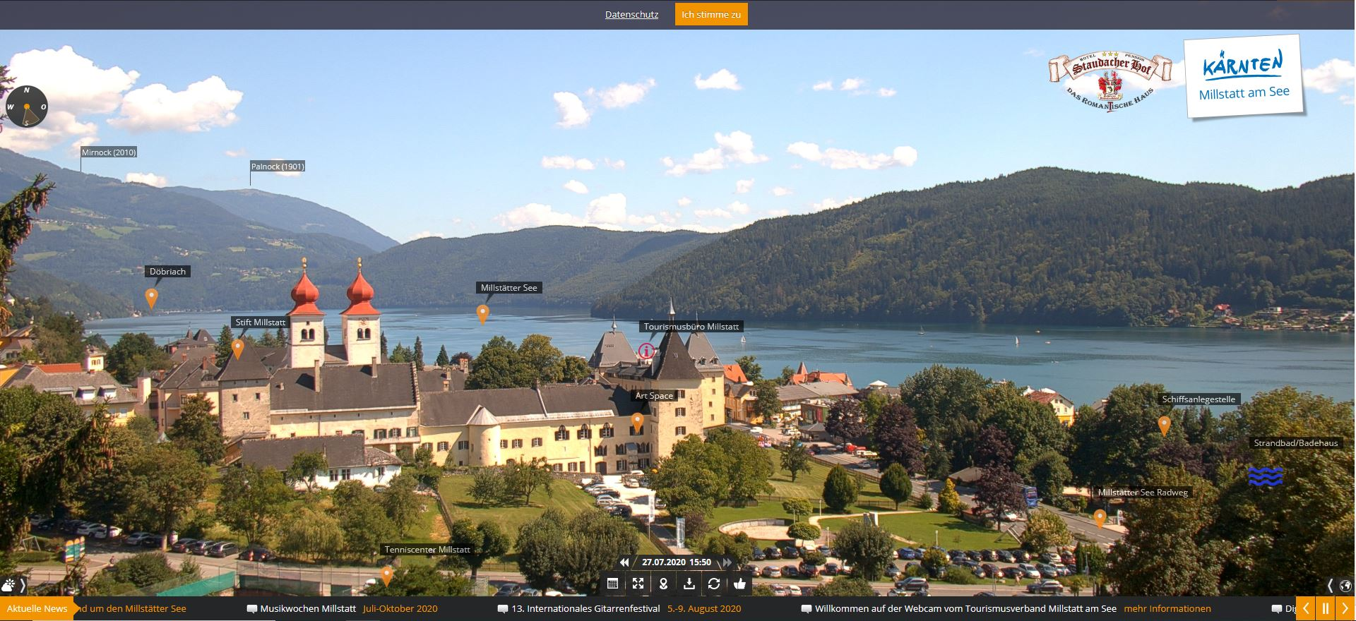 Webcam Staudacherhof